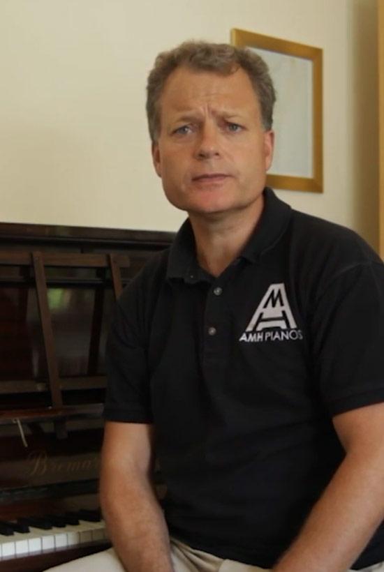 Andy Howard Portrait